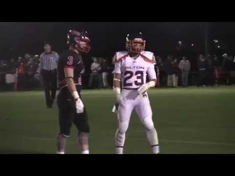 Milton Academy vs. St. Sebastian's 10/30/15 (Highlights)