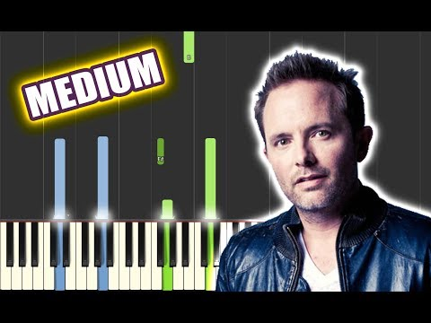 Amazing Grace (My Chains Are Gone) - Chris Tomlin | MEDIUM PIANO TUTORIAL by Betacustic