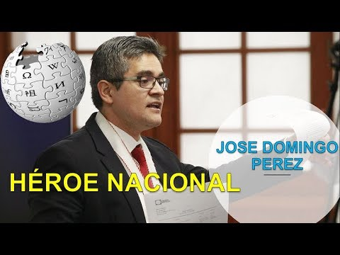 José Domingo Pérez - Biografía