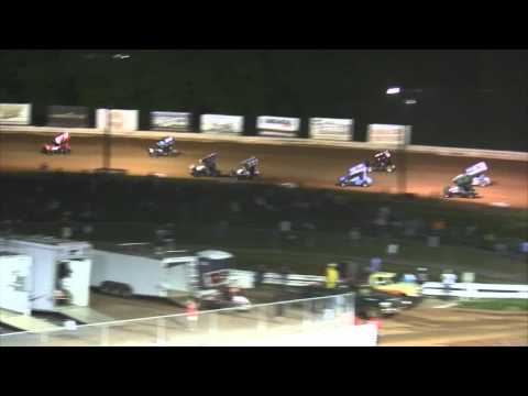 Williams Grove Speedway Keystone Cup and 305 Sprint Car Highlights 5-25-12