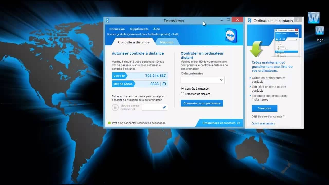how to install teamviewer on kali linux