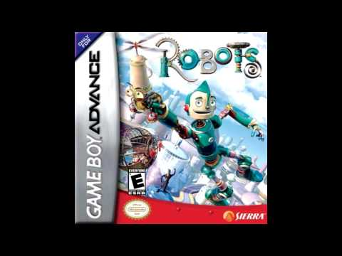 Robots GBA/DS Soundtrack (Original source recording)