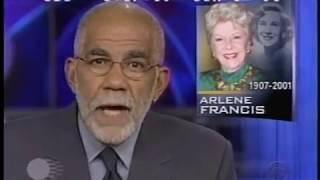 What's My Line?-Bennett Cerf, John Daly, Arlene Francis TV News Obituaries