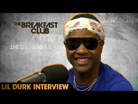 Lil Durk Interview With The Breakfast Club (8-1-16)