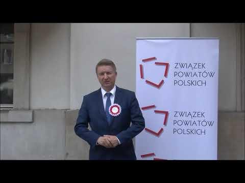 Józef Tomal, Przewodniczący Konwentu Powiatów Województwa Małopolskiego, Starosta Myślenicki