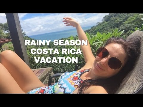 Rainy Season Costa Rica Vacation - In Montezuma