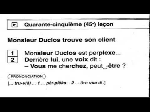 assimil français 45 lesson - learn french / debrrsk