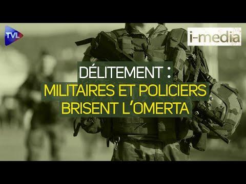I-Média n°348 – Délitement : militaires et policiers brisent l'omerta
