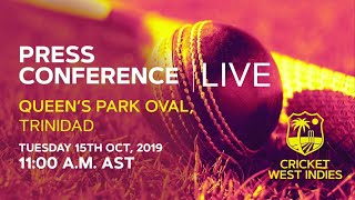 West Indies v Afghanistan SQUAD ANNOUNCEMENT | Windies Cricket