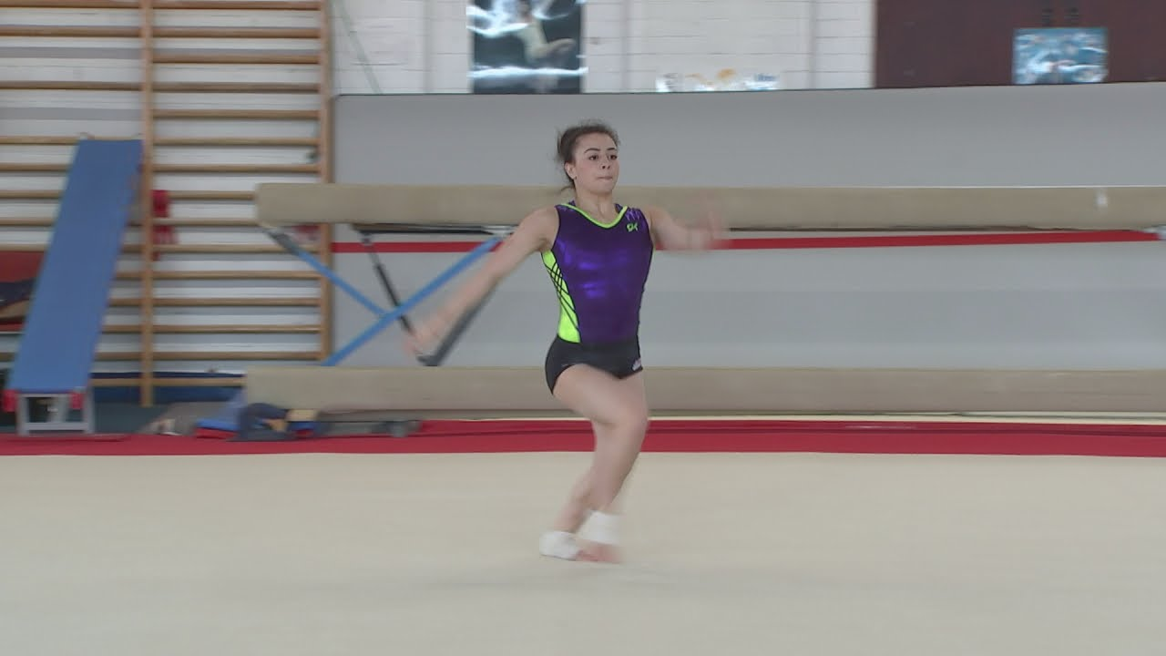 Rio 2016 Teen Gymnast Claudia Fragapane Bidding For Gold Medal - Youtube-1609