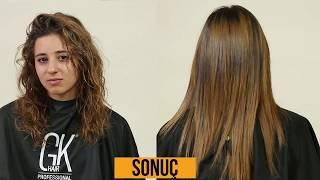 THE BEST Saç Botoksu Uygulaması