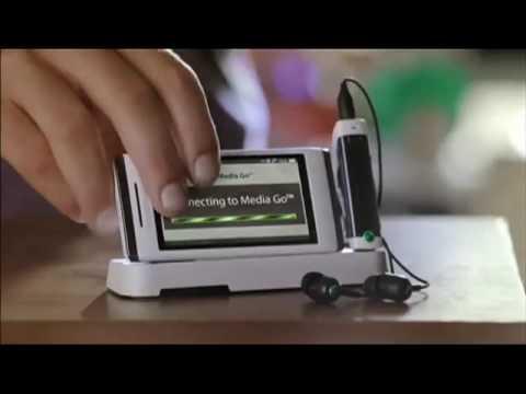 Sony Ericsson Aino Commercial