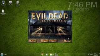 Descargar evil dead regeneration para pc potable 1 link
