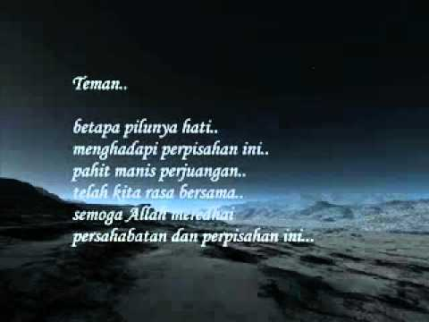 Doa Perpisahan - By Brothers