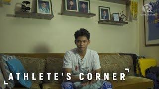 Athlete's Corner: Ricci Rivero rises