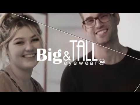 Big & Tall Eyewear Photo shoot (Behind the Scenes)
