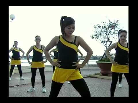 Aerobic Tuyết An DVD 2