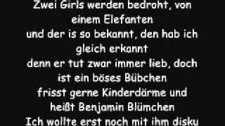 SDP - Hast du mal ein Problem (Lyrics)