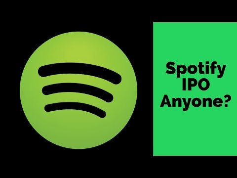 Should You Invest in the Spotify IPO? - Hot Stock Valuations