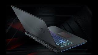 Ноутбук ASUS G531GU AL228 РАСПАКОВКА