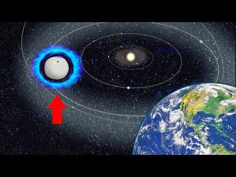 В поясе Койпера найден инопланетный космический корабль