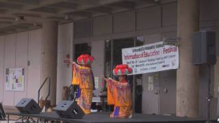 17th Annual International Festival: A Okinawan Dance