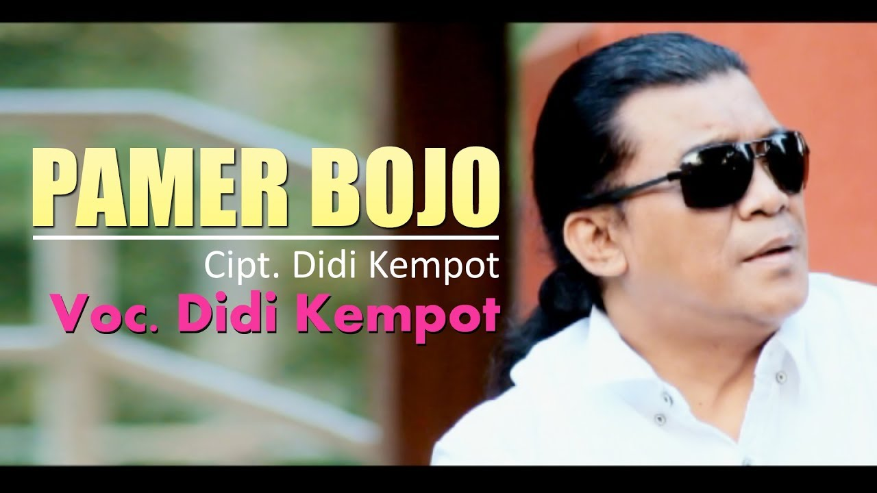 Didi Kempot - Pamer Bojo [OFFICIAL]