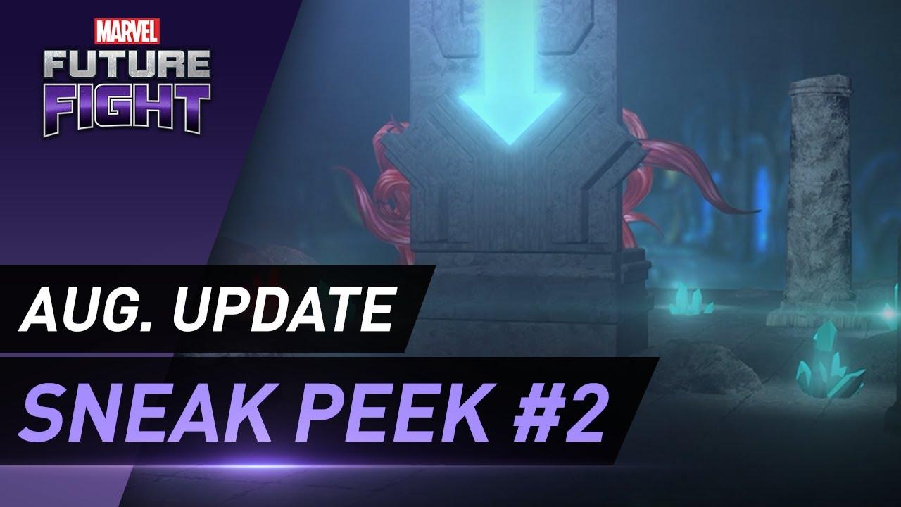 [MARVEL Future Fight] August Update Sneak Peek #2
