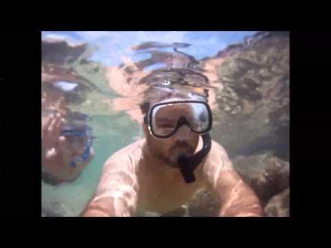 Snorkeling Kauai's Parks & Tunnels Beach 2014