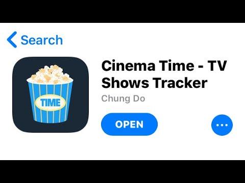 Must download app cinema time IOS 10-11-12