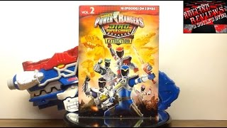 Best Alternative to Power Rangers Dino Super Charge: Vol. 2