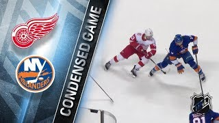 Detroit Red Wings vs New York Islanders – Feb. 09, 2018 | Game Highlights | NHL 2017/18. Обзор