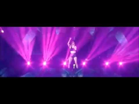 Calvin Harris ft  Ellie Goulding - Outside Live (SUB) 2015