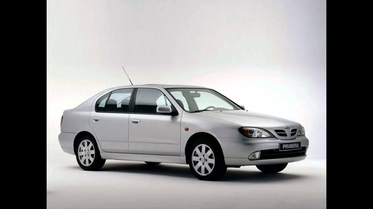 nissan primera ii p11 hatchback 5 doors exterior interior youtube. Black Bedroom Furniture Sets. Home Design Ideas