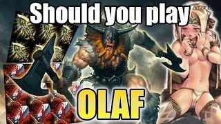 Should you play Olaf