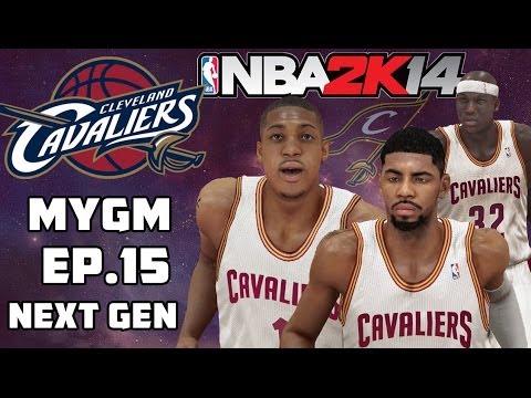 NBA 2K14 - MyGM EP.15 | Cleveland Cavaliers - Jabari ... Jabari Parker Nba 2k14