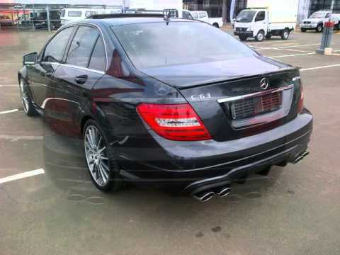 2011 mercedes benz c class c63 amg auto for sale on auto for Mercedes benz south africa