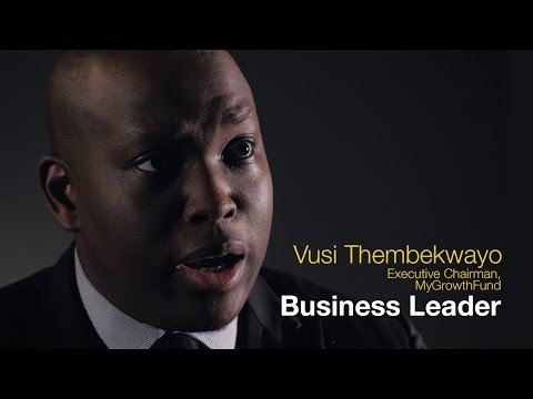 Series 2, Episode 6: The Vusi Thembekwayo business leadership journey
