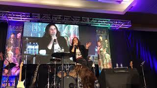 Lana Parrilla OUAT Vancouver 2018 Main Panel Part 2
