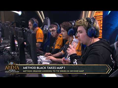 Method Black vs Method Orange | Arena World Championship Upper Finals