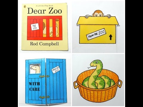 Dear Zoo - Storytelling with Sherry