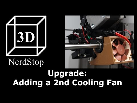 Upgrade: Adding a 2nd Cooling Fan