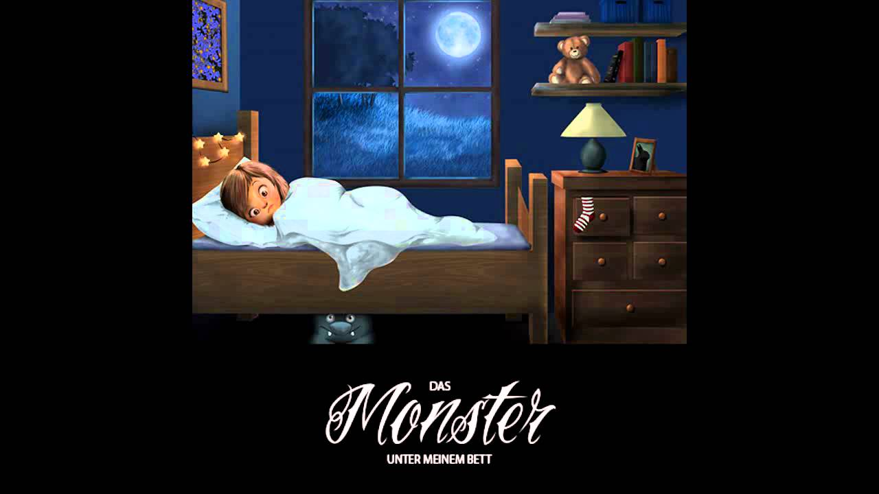 das monster unter meinem bett h rspiel youtube. Black Bedroom Furniture Sets. Home Design Ideas