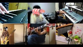 Gambar cover [HD]nichijou ED [Zzz] Band cover