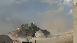 Syrian army recaptures Deir al-Zour in major blow to ISIL