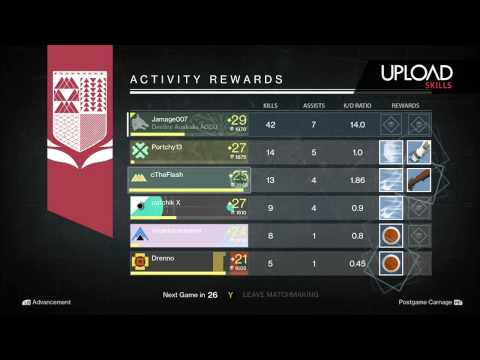 Destiny rewards bad payers