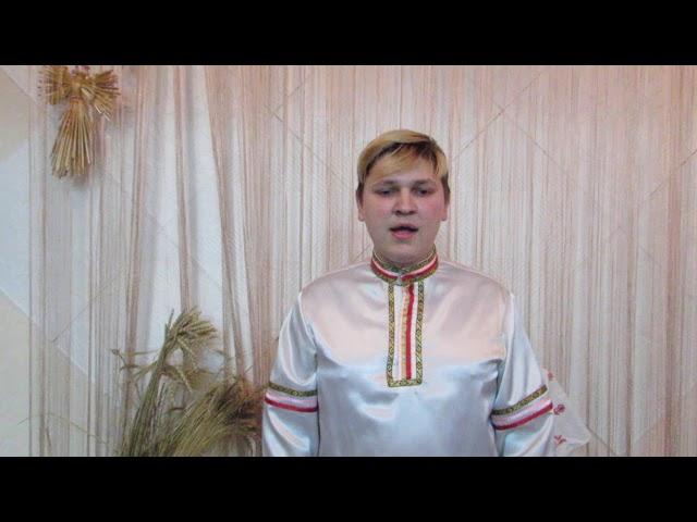 Изображение предпросмотра прочтения – ЕвгенийМанохов читает произведение «Мелколесье, степь и дали...» С.А.Есенина