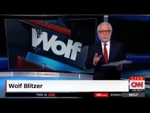 CNN Live | WOLF BLITZER (March 9/2018) Breaking News | President Trump