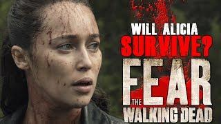 Fear the Walking Dead Season 5 - Mid-Season Finale - Will Alicia Survive?