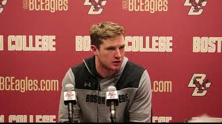 Football: Perry Postgame Press Conference (Nov. 10, 2018)